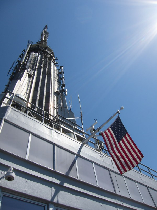 Empire State Building 86th Floor Observation Deck