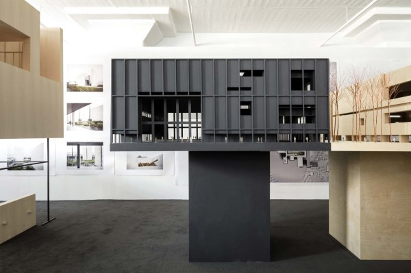 Museum of Modern Art Warsaw Phifer