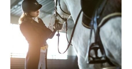 Abbigliamento tecnico da equitazione per donna