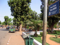 Avenue Thomas Sankara