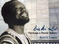 pochette du disque bir ki mbo