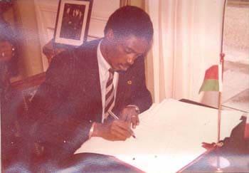 Basile Guissou