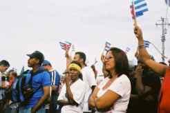 1er mai à Cuba (Photo Serge Bonneton)