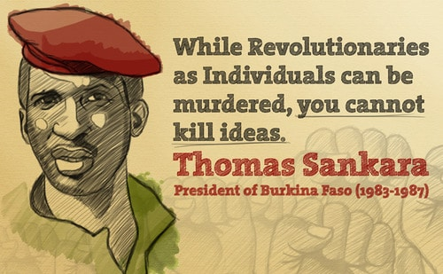 THE UPRIGHT MAN: 10 LESSONS FROM THOMAS SANKARA | My Blog