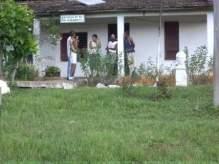Une école à la campagne (photo Serge Bonneton)