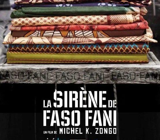 "Affiche du film ""Sirène du Faso Fani"""