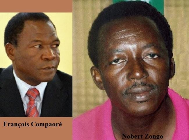 Communiqué de presse d'organisations professionnelles des médias du Burkina  plaidant pour l'extradition de François Compaoré | Thomas Sankara Official  website