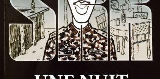 """couverture de """"une nuit à Majunga"""""""