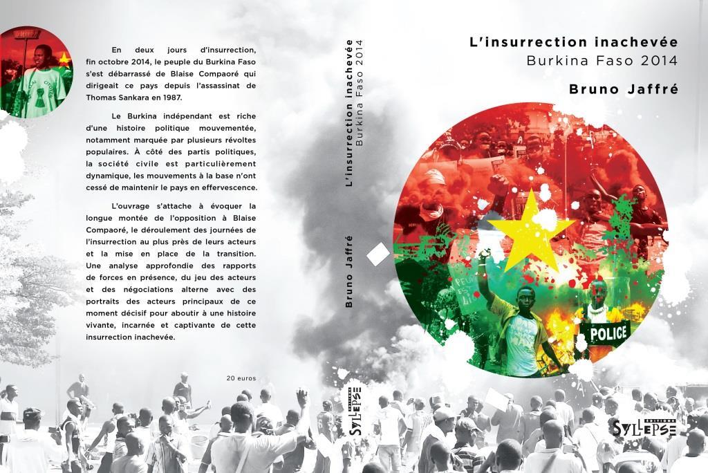 L'insurrection inachevée couverture