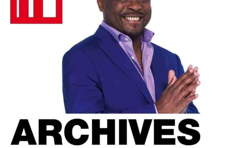 Alain Foka Archives d'Afrique