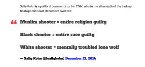Orlando   Twitter post von Sally Kohn  CNN