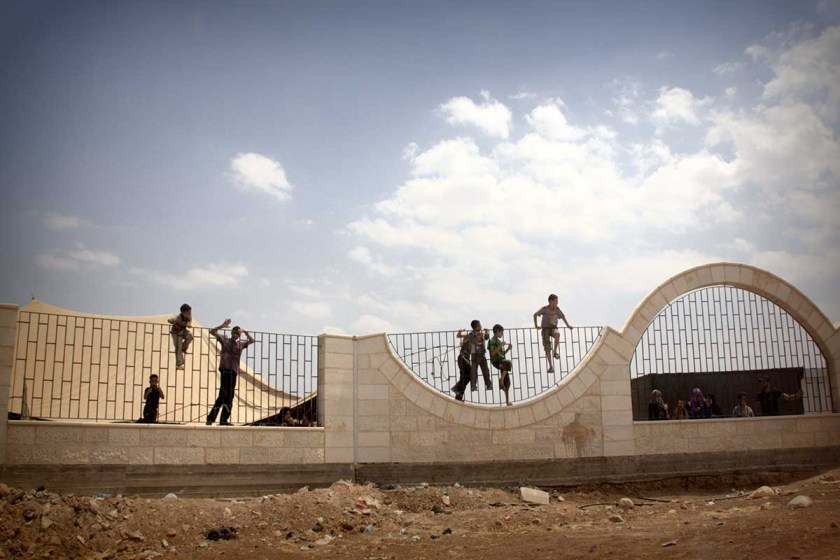 Weltflüchtlingstag: Jugendliche Flüchtlinge in Jordanien @ Tom Rübenach