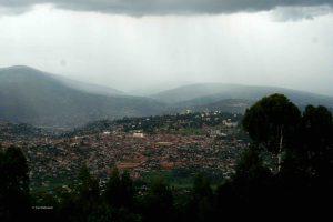 Kigali, die Hauptstadt Ruandas © Tom Rübenach