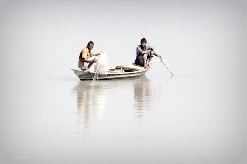 Wer sich zuhause ernähren kann, zieht nicht nach Dhaka © Tom Rübenach