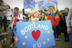Scotland wants to stay © The Scotsman