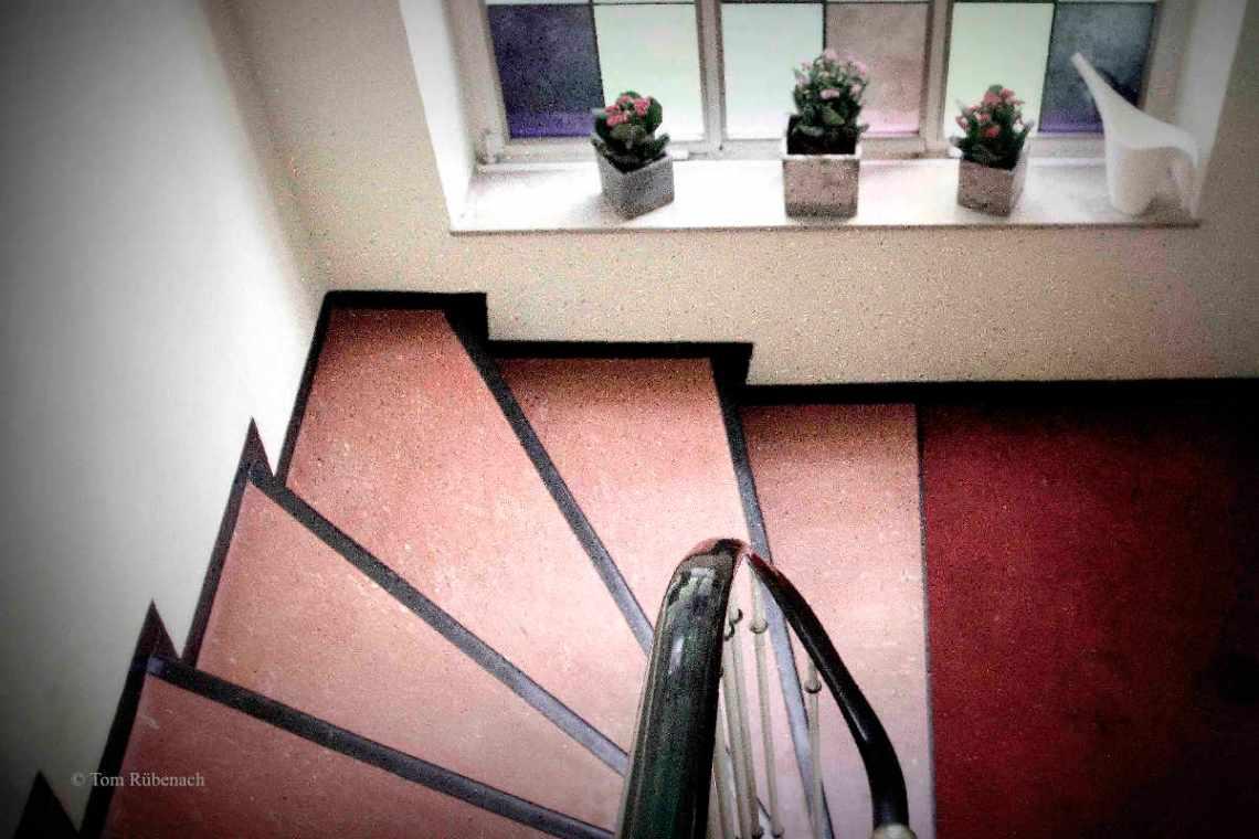 Die AfD zuende denken: Endtstaion © Tom Rübenach