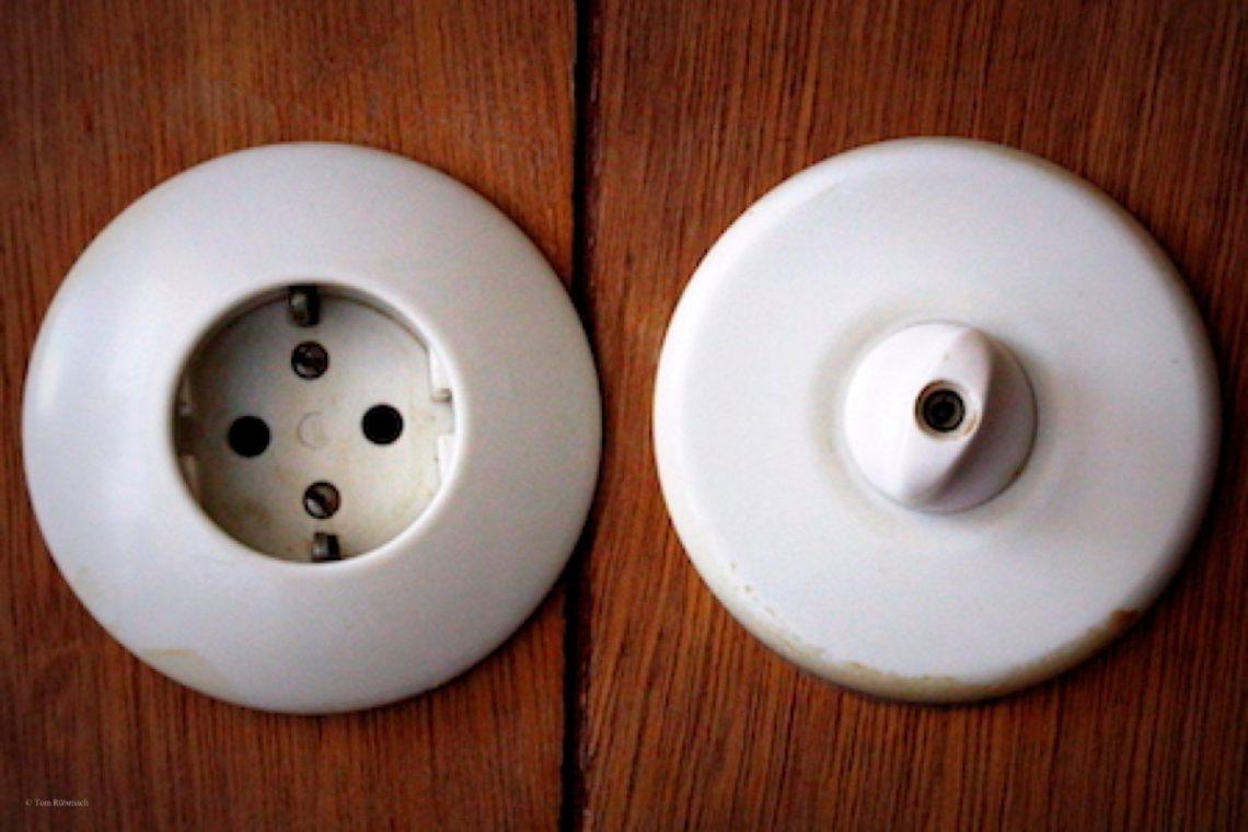 HAYIR - Schalter umlegen, jetzt! © Tom Rübenach