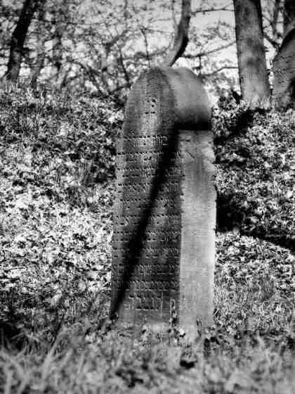 In Erinnerung an die Pogrome von 1938: der Judenfriedhof in Leubsdorf am Rhein © Tom Rübenach