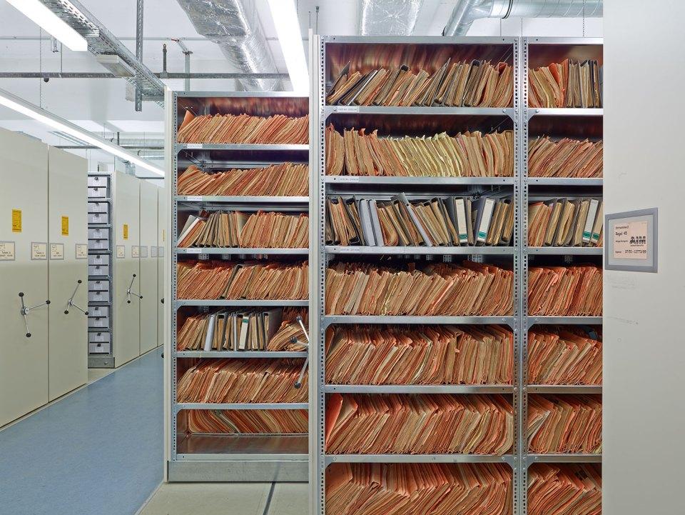 Verstöße gegen die Menschenrechte: Die Stasi-Unterlagen | Foto © BStU