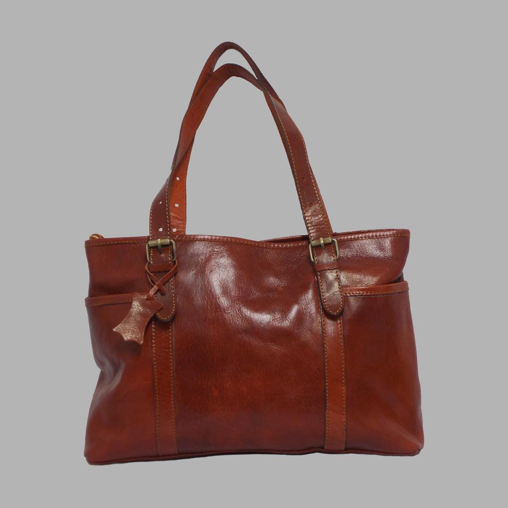 Bolso Handbag Thomassi 2020 Handmade Leather