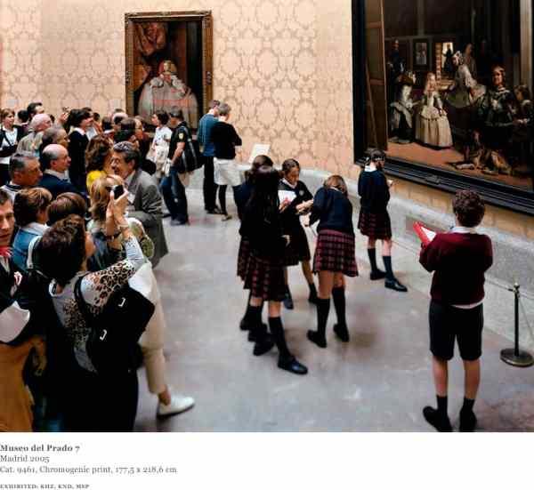 Thomas Struth - Museo Del Prado