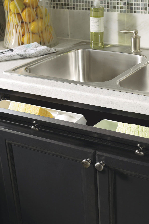 Thomasville  SINK BASE WITH TILTOUT DRAWER FRONT