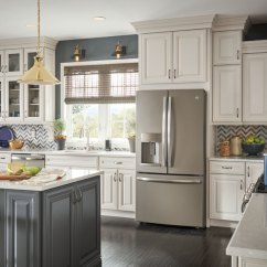 Kitchen Cabinets From Home Depot Faucet Bronze Thomasville - Finishes Dover On Maple