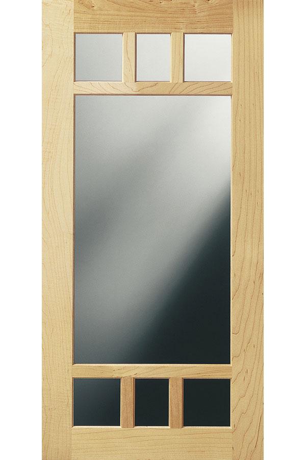 Thomasville  Mullion and Glass Doors  Shaker Mullion