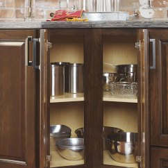 Kitchen Cabinets Home Depot Flooring Ideas For Thomasville - Specialty Products 135 Degree Base Cabinet