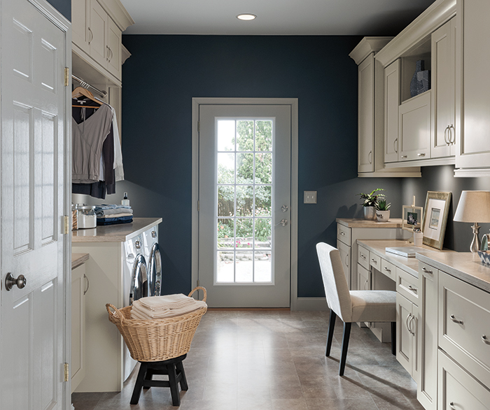 home depot kitchen remodeling flat panel cabinets thomasville - find your style hudson maple trestle