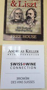 Mémoire des vins suisses (MDVS)   2015, les 20 vins que j'ai préférés