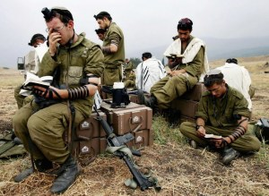 IDF_praying