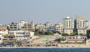 Fishing port in Gaza City. (Photo: Arne Hoel)