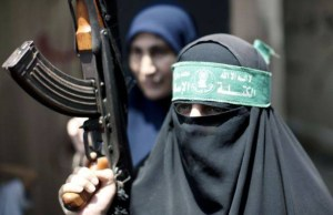 female_Hamas_fighter