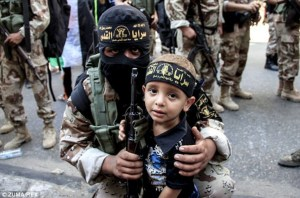 al-Quds_Brigades_child