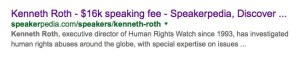 Kenneth_Roth_speaking fee