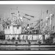 Tankar kring en bild #24 – Fiskebåtar