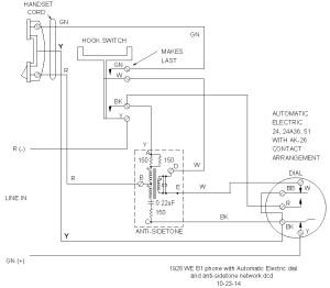 Western Electric 685 Wiring Diagram  Wiring Diagram