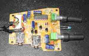 Klipsch Promedia V21 Amplifier Repair