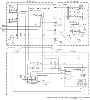 Payphone Wiring Diagram  Wiring Diagram Pictures