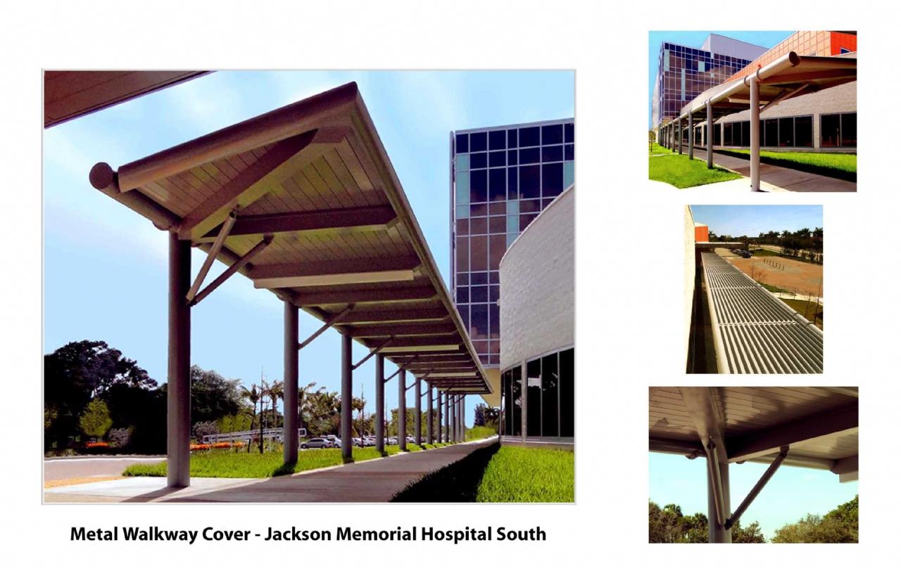 Walkway Covers