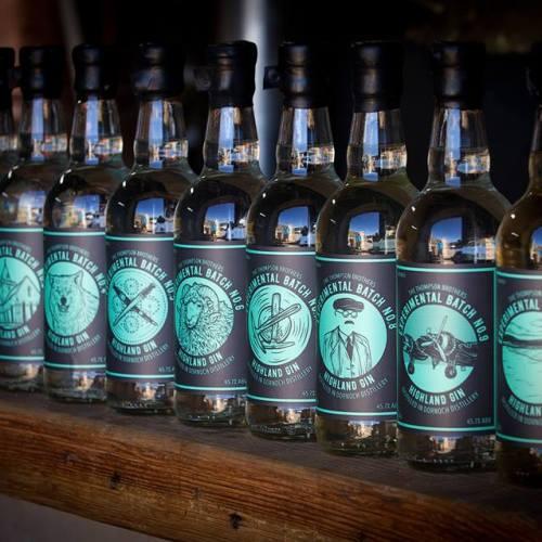 Highland Gin | Thompson Bros