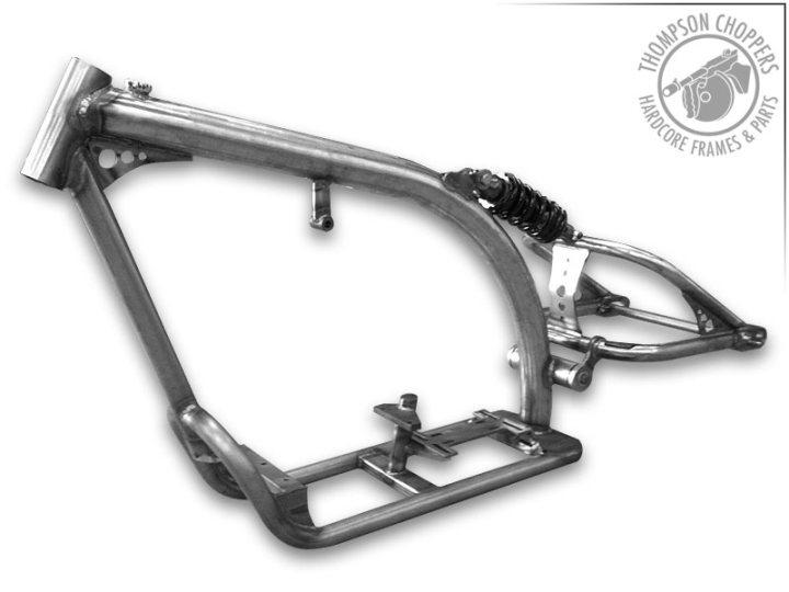 Custom Motorbike Frames | Framesite.blog