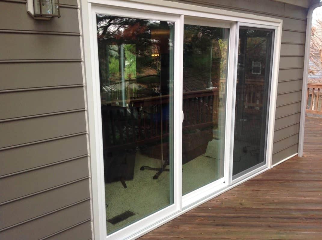 Patio Sliding Glass Doors for DC Maryland  Virginia  Thompson Creek