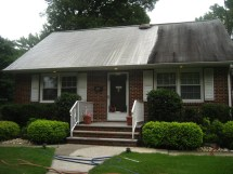 Roof Cleaning In Colonia Nj 877-420-wash Thompson
