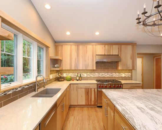 Open Floor Plans Drive Kitchen Cabinet Trends For 2019
