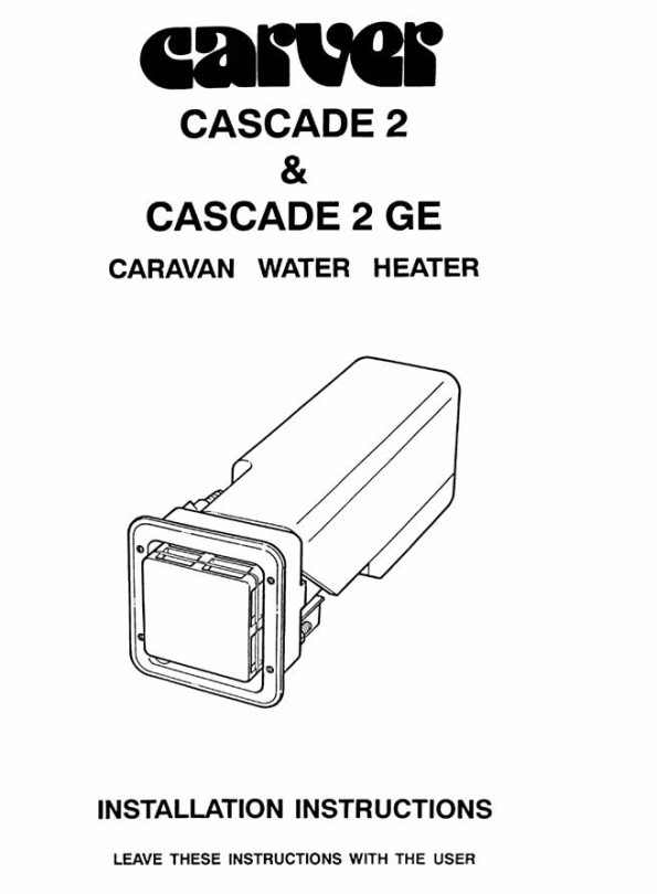 Carver Cascade 2 Wiring Diagram : 31 Wiring Diagram Images