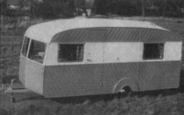 Twentieth Century Caravan Photo Album