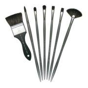 brushes thomson's art supply