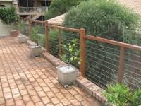 Timber Handrails & Balustrades